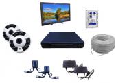 CCTV Package 2.0MP AHD Panoramic Camera