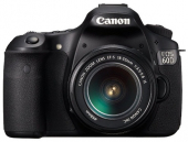 Canon EOS 60D with 18-55mm Lens Kit
