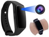 Spy Security Camera with Wrist Smart Watch