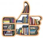 Like Shaped Bookshelf