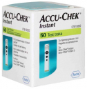 Accu-Chek Instant 50 Pieces Test Traka