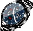 Lige BW0160E Steel Band Smart Watch for Men