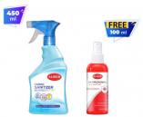 Almer Fabric Sanitizer-450ml Combo Offer
