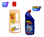 Almer Floor Cleaner Orange-900ml Combo Offer