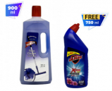 Almer Floor Cleaner Floral Fusion-900ml Combo Offer