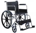 Kaiyang KY809B Economical Steel Folding Wheelchair