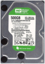 Western Digital Caviar Green WD5000AADS 500GB Internal HDD