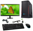 """Core i3 3rd Gen PC 8GB RAM 500GB with 19"""" LED Monitor"""