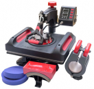 Freesub P8001 Digital 5-in-1 Heat Press Machine