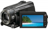 Sony HDR-XR500 120GB PAL Camcorder