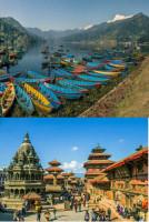 5 Day 4 Night Nepal Tour Package to Kathmandu Pokhara