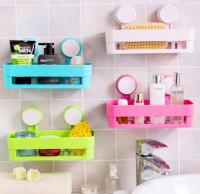 Bathroom Wall Square Shelves