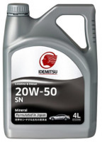 Idemitsu 20W-50 4L Mineral