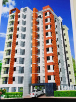 Ashaloy 1300 Sft Flat at Chittagong Road Dhaka