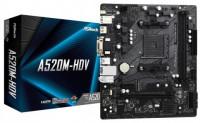 ASRock A520M-HDV Micro ATX AM4 Motherboard
