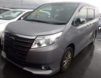 Toyota Noah G Non-Hybrid 2015 Gray Color