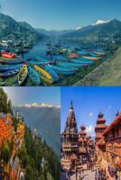 6 Day 5 Night Nepal to Kathmandu-Pokhara-Nagorkot