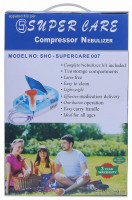 SHC Supercare 007 Compressor Nebulizer
