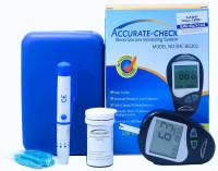 Accurate Check SHC-BG202 Blood Glucose Monitoring