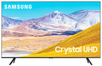 "Samsung TU8100 43"" 4K Crystal UHD Smart TV"