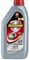 Caltex Havoline 4T 10W-30 Engine Oil