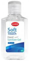 Almer 60ml Soft Touch Hand Sanitizer Gel