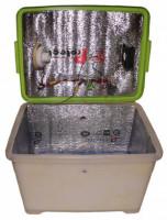 Automatic Semi Mini AC / DC 60 Egg Incubator