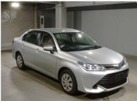 Toyota Axio X Hybrid 2015 Silver Color
