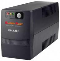 Prolink 650VA UPS 65Hz Frequency 20 Minutes Backup Offline