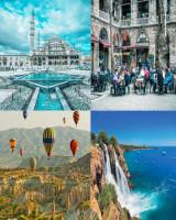 Turkey Tour Package Istanbul-Bursa-Cappadocia-Antalya