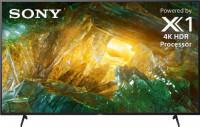 "Sony X8000H Series 49"" X1 4K HDR Processor Smart TV"