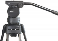 Libec LX7 Tripod With Floor Spreader and Case