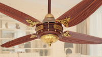 Parwaz Fortune Series Four Blade Ceiling Fan