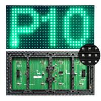 P10 Green LED Display Modules SMD Lamp