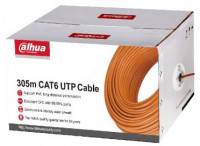Dahua Cat-6 UTP Network Cable