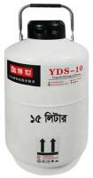 YDS-10 15L Liquid Nitrogen Container for Cow Semen