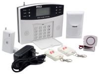 Intelligent GSM Alarm System with Wireless Zone