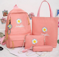 4 Piece Combo Bag