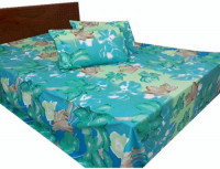 King Size 8 x 7 Feet Bed Sheet