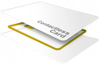 RF & IC Combo Contactless Smart Card
