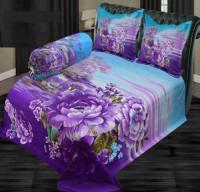 Beautiful Cotton Made Double Size Bed Sheet
