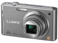 Panasonic Lumix DMC-FH27 Touchscreen Digital Camera