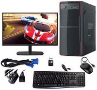 "Desktop PC Core i3 3.2 GHz 1TB HDD 2GB RAM 17"" LED Monitor"