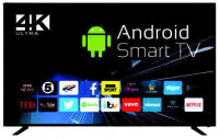 "32"" Slim FHD LED WiFi Android Smart TV"