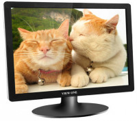 View One V1700B 17 Inch LED Monitor