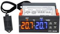 STC-3028 Digital Temperature & Humidity Controller