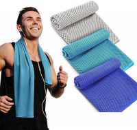 Reusable Instant Cooling Dry Face Towel