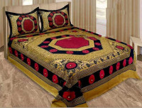 Home Tex Double Size Cotton Bed Cover