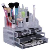 3 Drawer Cosmetics Organizer Box