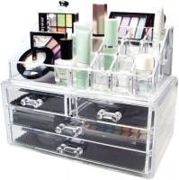 4 Drawer Cosmetics Storage Display Box